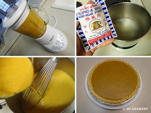 Pumpkin Pie (Allergy-Free)