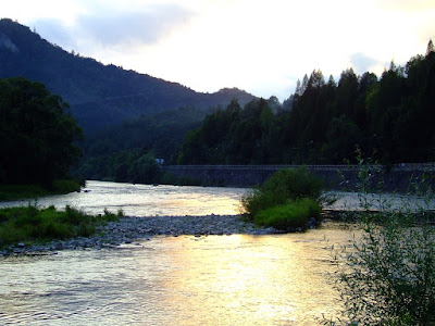 Another sunset in Pieniny