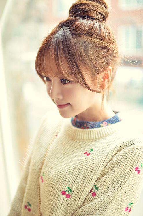 10 Top Korean hair cuts for women - Korean hairstyles ideas 2017/2018 | Hairstylishe