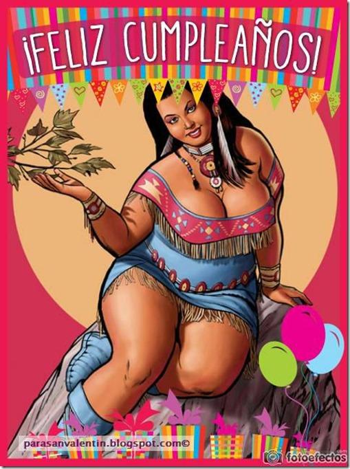 111 -feliz cumpleaños chicas gorda