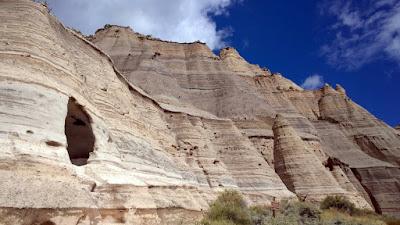 Cave at Kasha-Katuwe Tent Rocks National Monument