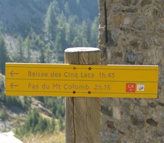 Alpine Trekking 5