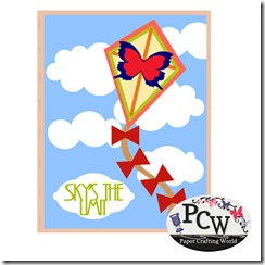 pcw kite card 450