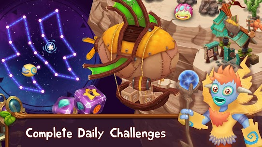 My Singing Monsters: Dawn of Fire 2.3.1 APK with Mod + Data 3