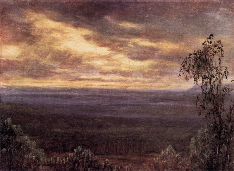 Carl Gustav Carus - Morning Fog