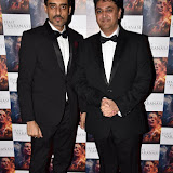 OIC - ENTSIMAGES.COM - Ashwath Bhatt and Director Rajan Kumar Patel at the  : Feast of Varanasi  UK film premiere during the London Asian Film Festival 5th March 2016 Photo Mobis Photos/OIC 0203 174 1069