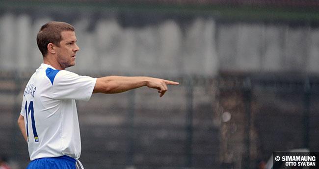 Robbie Gaspar Persib Bandung