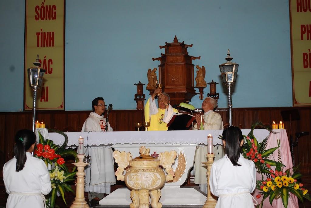 Giáo xứ Tân Hội mừng lễ Bổn mạng cha Quản xứ
