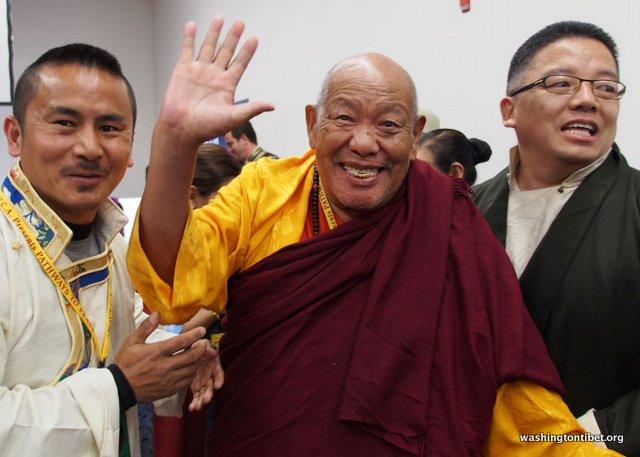 Tibetan Audience with HH Dalai Lama/HH Sakya Trizins Teaching in Portland, OR. - 06-cc%2BP5120166%2BC72.jpg