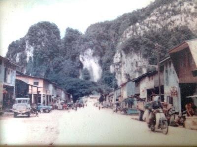 Sejarah hitam Gua Musang