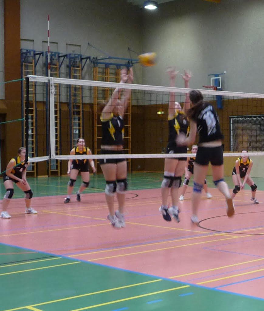 U17 Heimspiel gegen Steyr und Neuhofen