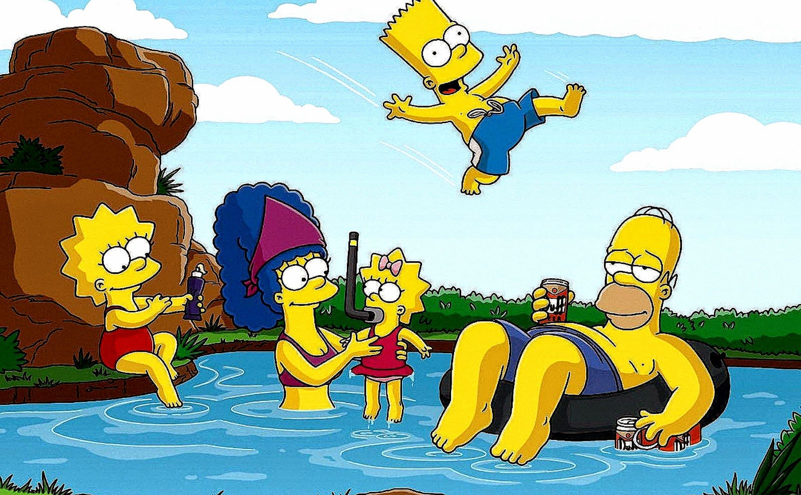 Simpsons Wallpaper   Full HD wallpaper search