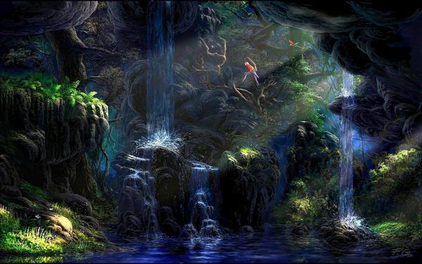 Weird Lands Of Fantasy 1, Magical Landscapes 3
