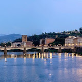 48. Ponte alle Grazie Bridge. Florence. 2006