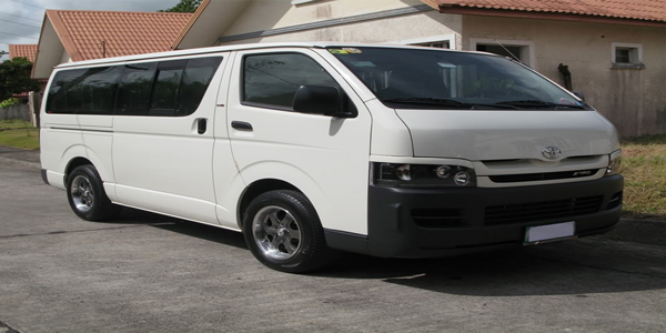 Luzviminda Travel and Tours: Cebu - Grandia Van For Rent (Toyota Grandia)