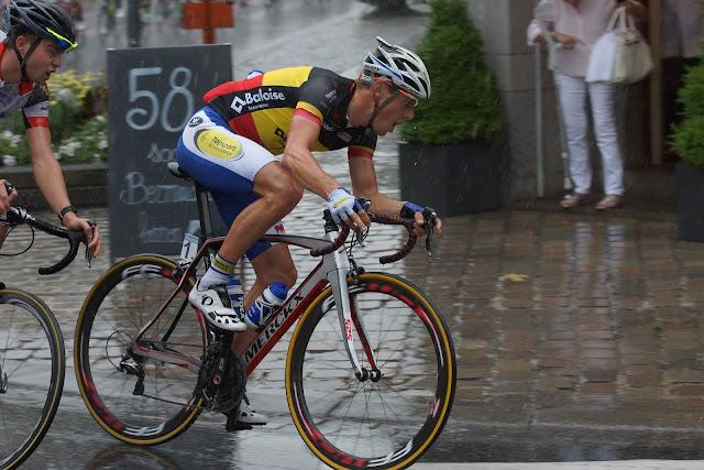 Belgisch Kampioen Preben Van Hecke