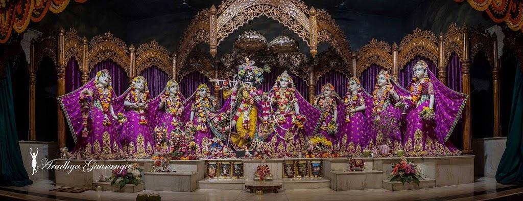 ISKCON Mayapur Deity Darshan 31 Dec 2016 (18)