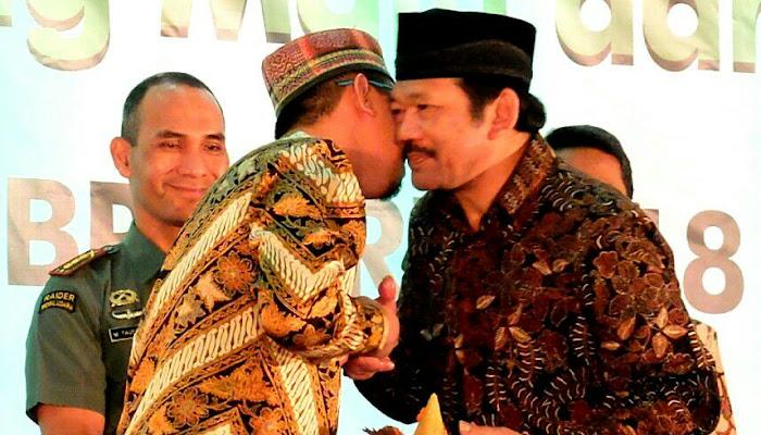 Peresmian Masjid Agung Jawa Tengah TV