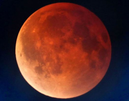 26 Μαϊου 2021 : Έρχεται η εντυπωσιακή ολική σεληνιακή έκλειψη - Που θα είναι ορατή
