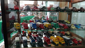 Truck model collection