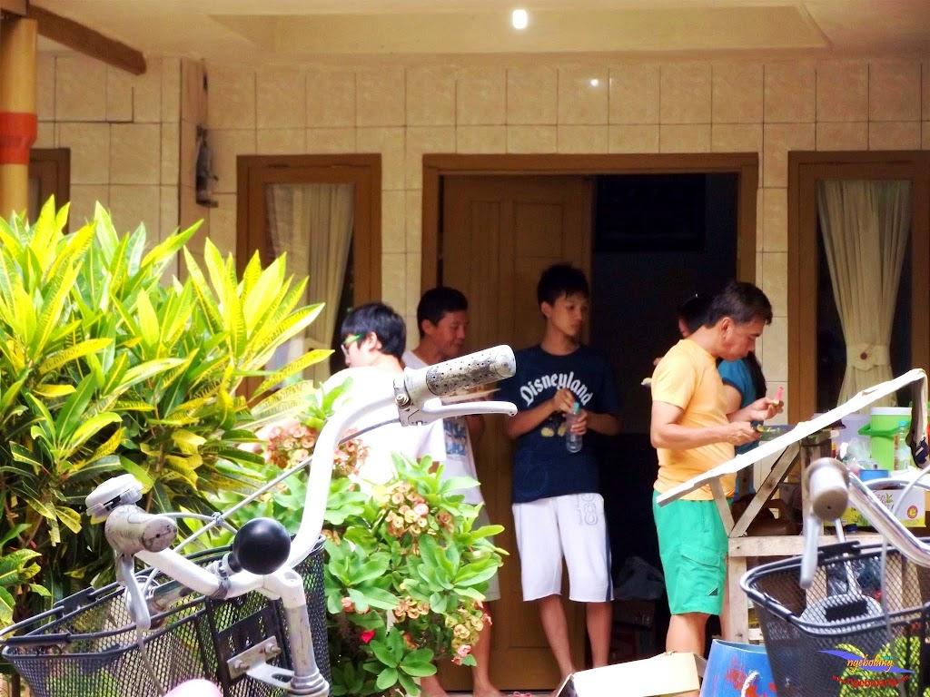 family trip pulau pari 140716 Fuji 053