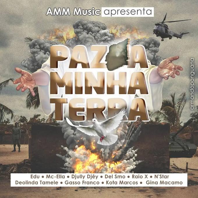 DOWNLOAD MP3 : Associação dos Músicos de Maputo – Paz a minha terra [2021]