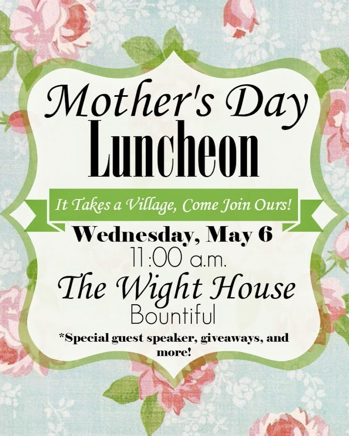 Mother's Luncheon