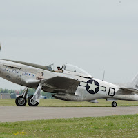 Wings of the North P-51D Mustang Sierra Sue II N1751D