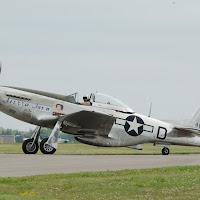 Wings of the North P-51D Mustang Sierra Sue II N1751D