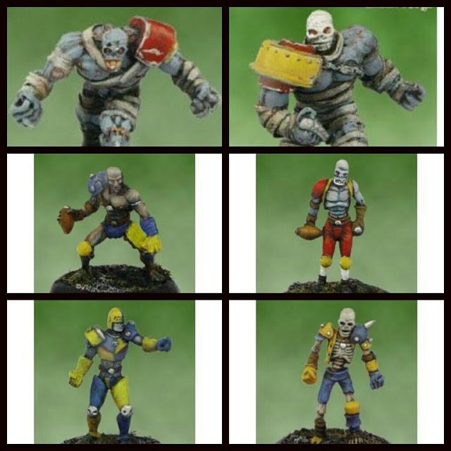 No muertos Goblin Forge