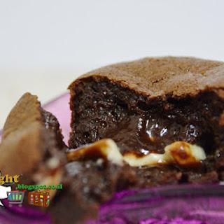 עוגת לבה שוקולד - Chocolate fondant