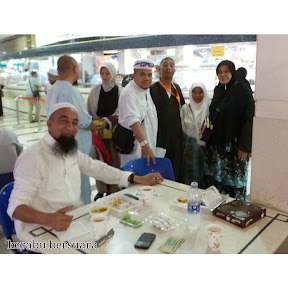 Gambar Terkini Ustaz Azhar Di Mekah
