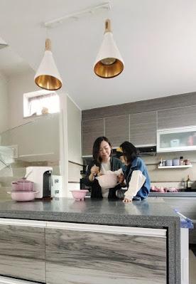 開放式廚房~ 廚櫃設計用料梗要揀防潮耐用嘅!啱哂香港天氣!