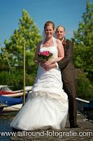 Bruidsreportage (Trouwfotograaf) - Foto van bruidspaar - 151