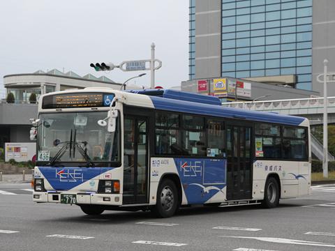京成バス「新都心幕張線」 4436