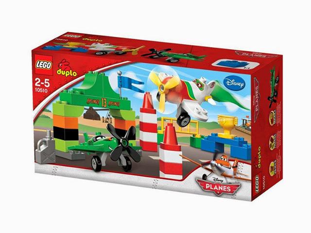 10510 レゴ デュプロ プレーンズ リップスリンガーとエル・チュパカブラのエアレース