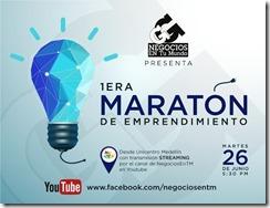 primera maraton de emprendimiento