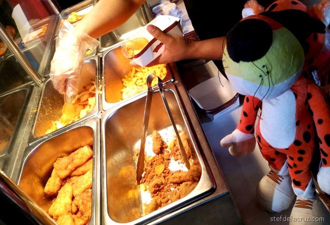 Cheetos Fish 'N Chips