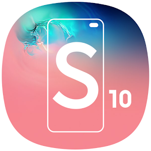 One S10 Launcher S10 Launcher style UI feature 6.0 (Pro) by Model X Apps logo