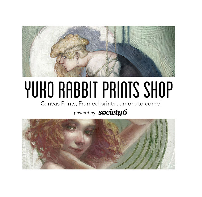 Yuko Rabbit Prints Shop