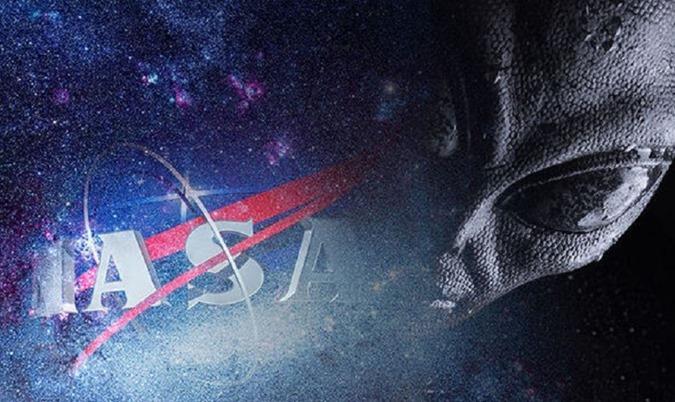 NASA ESTA PRESTES A DESCOBRIR VIDA EXTRATERRESTRE