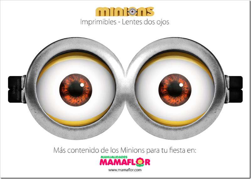 56 Dibujos De Minions Para Descargar Gratis Imprimir Y: Manualidades MamaFlor