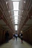 "Floor with jail cells, ""The Broadway"" (© 2010 Bernd Neeser)"