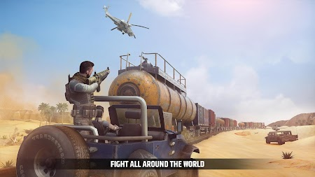 Cover Fire: offline shooting games APK screenshot thumbnail 9