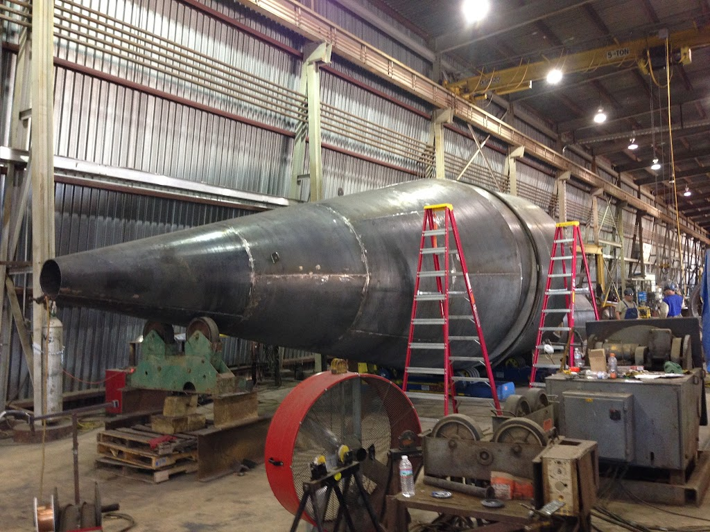 SS Tank Fabrication