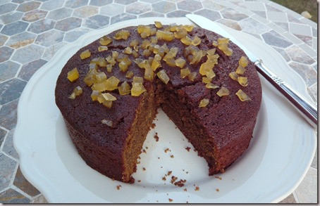 guinness ginger cake2