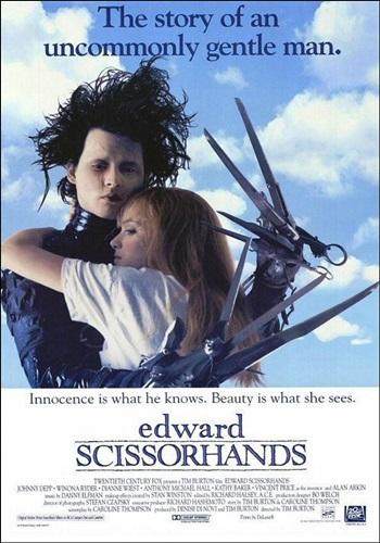 Edward Scissorhands [Latino]