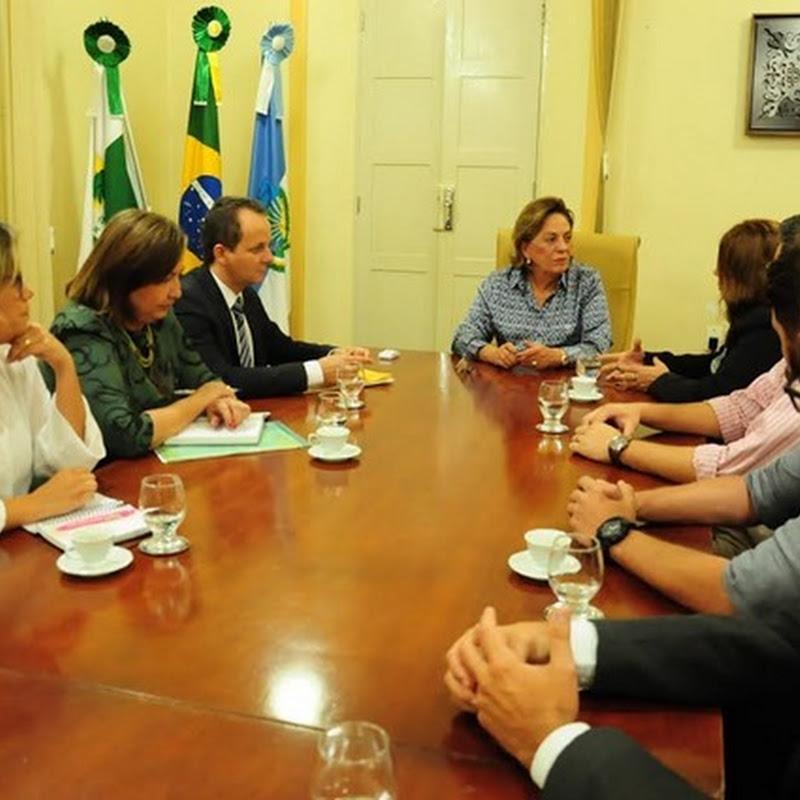 Prefeitura discute parcerias com a Universidade Potiguar