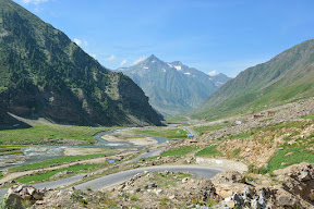 Link road which connect KKH to Kaghan Valley