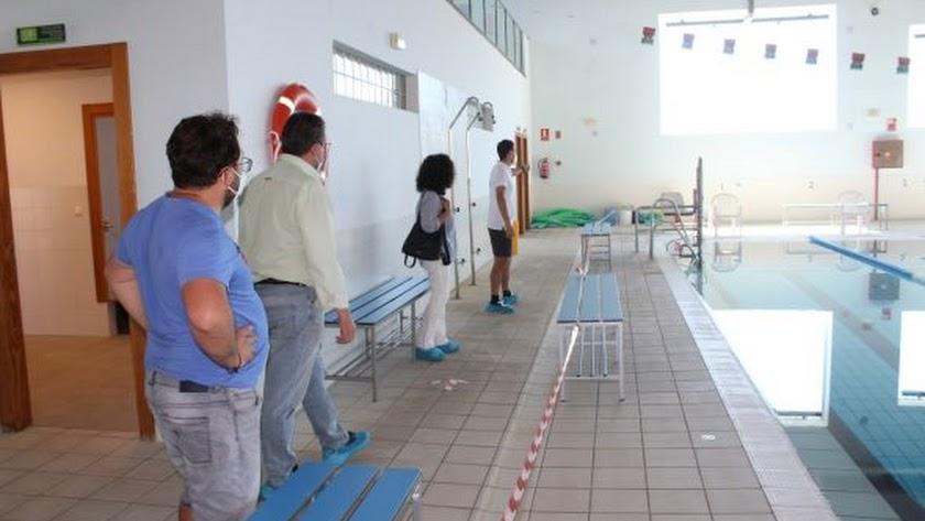 La piscina municipal de Pulpí abrirá de nuevo el lunes.